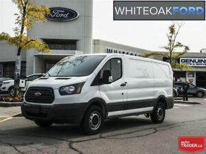 2017 Ford Transit Connect w/60/40 Pass-Side Cargo-Doors