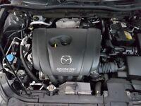 MAZDA 3 SKYACTIV-G COMPLETE 2.0L PETROL PE ENGINE 2014