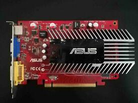 Video Asus HD 3450 DirectX 10.1 512MB GDDR2 PCI Express