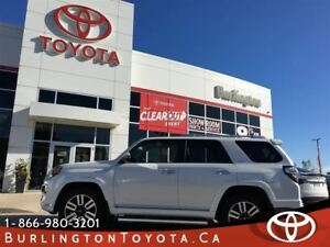 2016 Toyota 4Runner LIMITED LOW KM'S