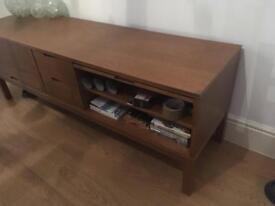 Ikea sideboard/TV cabinet.