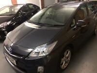 2011 Toyota Prius 1.8 VVT-i Hybrid T Spirit CVT, 1 Owner, Toyota History.. FREE PCO...