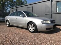 Audi A6 C5 4B 1.9TDI SPORT SALOON 2004 (53) 96KW 130BHP