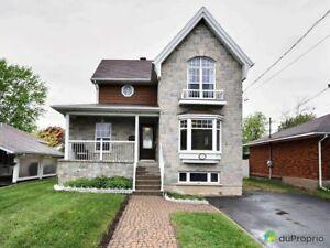 410 000$ - Maison 2 étages à vendre à Longueuil (St-Hubert)