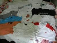 T shirts +10 size mix.. large /midium /small