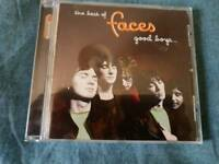 THE FACES THE VERY BEST OF CD ALBUM NEW