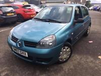 2007 Renault Clio Campus 1.5 DCI Only 67,000 Miles! £30 a Year Road Tax!