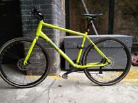 Men's Hybrid Bike for sale - Bought brand new 12 months ago - for male 6 foot and above