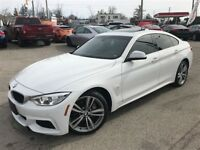 2015 BMW 435i xDrive / M SPORT / NAV / ROOF / 81KM Cambridge Kitchener Area Preview