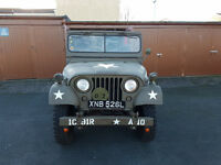 M38 A1 willys Jeep