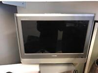 "Toshiba Television 20"""