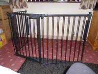 BabyDen Hearth Gate or Room Divider