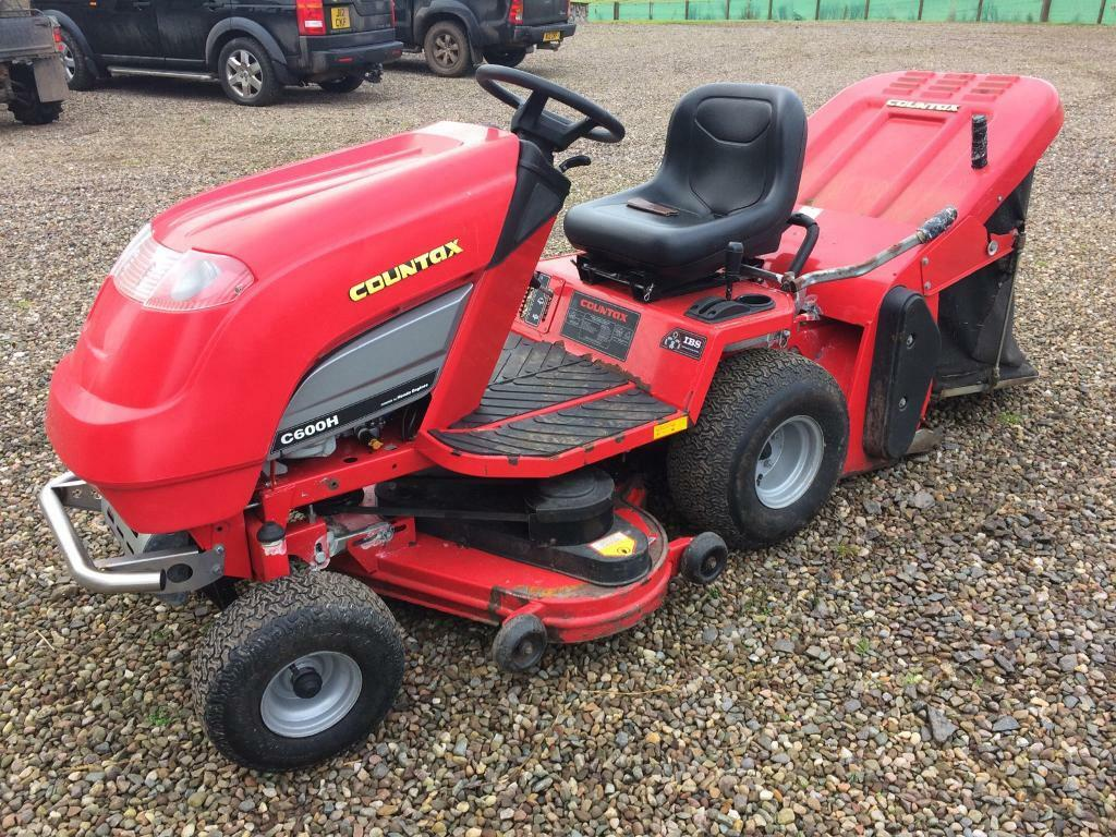 Countax C600 Ride On Lawn Mower In Laurencekirk
