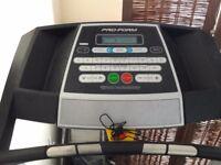 Pro- form 520 ZLT treadmill great condition