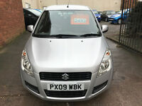 Suzuki Splash 1.2 GLS 5 door - 2009, 2 Owners, 12 Months MOT, Service History, Immacualate Car!