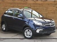 SsangYong Korando 2.0 SE Petrol BRAND NEW VEHICLE (dandy blue metallic) 2017