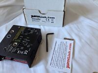 JuicedLink RM-222 Riggy Micro Microphone Preamp, for Panasonic GH4, DSLRs, etc, £170