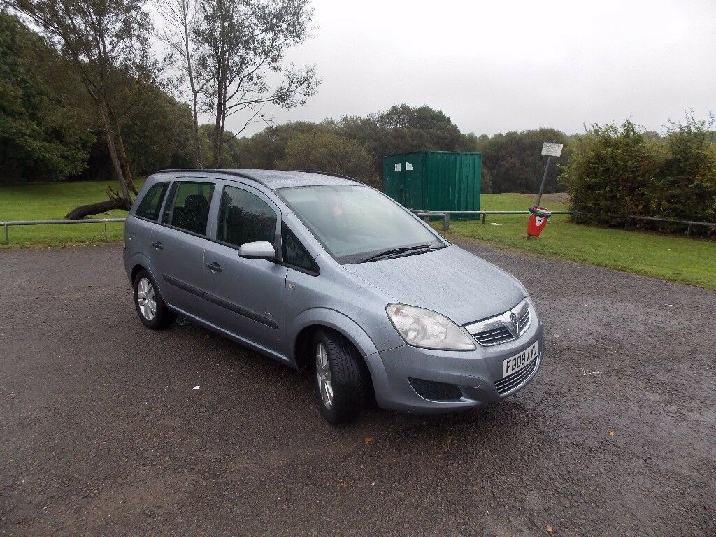 Vauxhall Zafira for sale 1.9 CDTI 6 Speeds