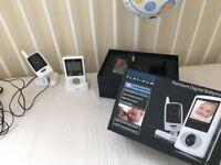 Luvion Platinum/ premium digital baby monitor video/audio