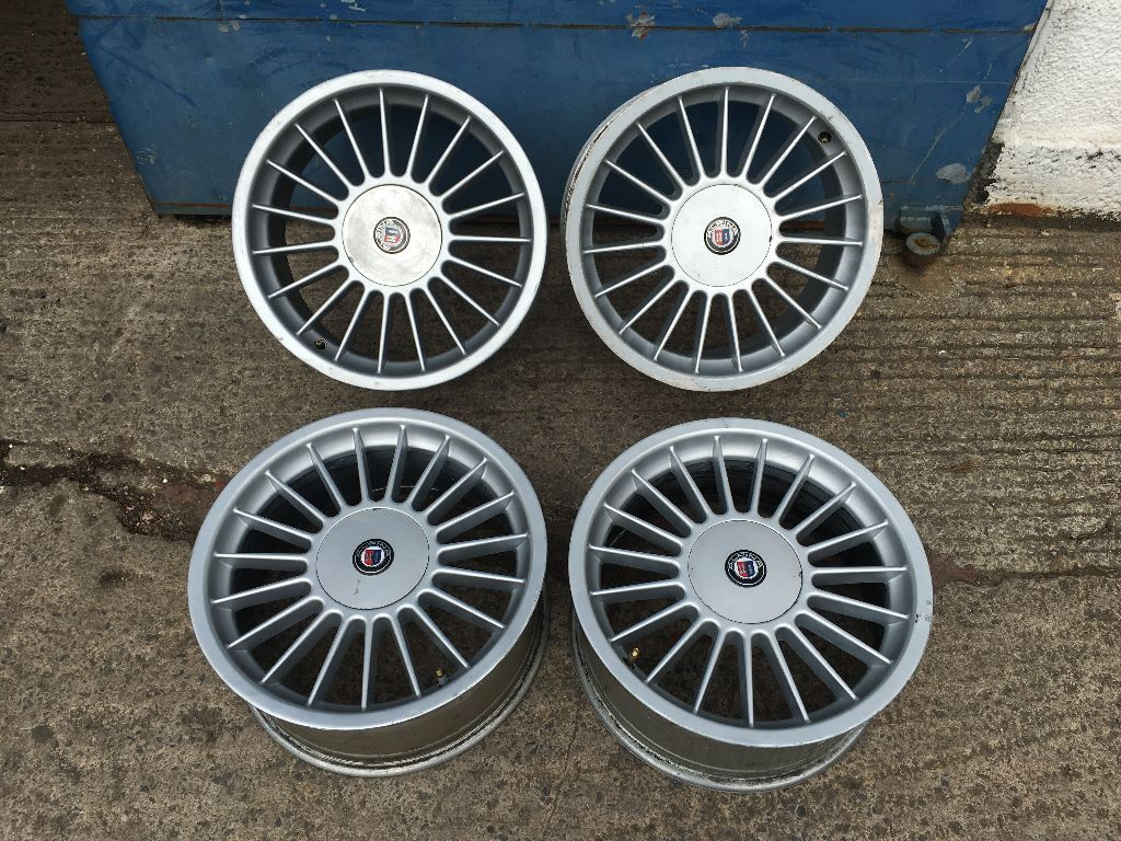 BMW E I Alpina Replica Wheels X BK In Bedminster - Bmw alpina rims for sale