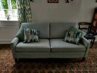 3 Seater Duck Egg Blue MULTIYORK Sofa
