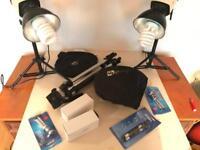 Product Photography Light Kit