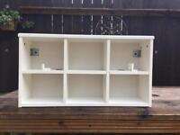 Ikea cabinet units x2