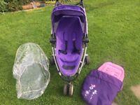 Quinny Zapp extra 2 Purple