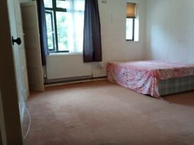 Double big room full furnished enough storage with nice friendly couple no smoking drinking