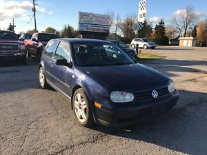 2003 Volkswagen GTI VR6 - 6MT - Leather - ONLY 88KM London Ontario image 1