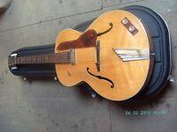 HOFNER SENATOR Semi Acoustic GUITAR