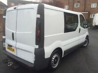 VAUXHALL VIVARO DTI 1870cc ONLY 47000 LONG MOT IN EXCELLENT CONDITION ONLY 2 FORMER OWNERS 6 SPEED