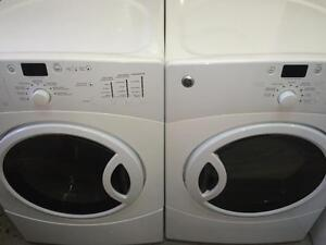 Laveuse Secheuse Frontales GE Frontload Washer Dryer
