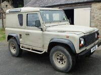 Land Rover Defender, 200TDI, 1990, Project
