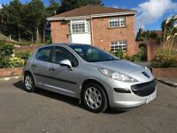 2006 PEUGEOT 207 1.4 HDI LOW MILES ALL MAJOR CARDS ACCEPTED