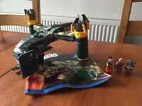 Lego Star Wars sets, come with instructions but not boxes