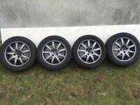 Peugeot 206 gti alloy wheels 16 inch