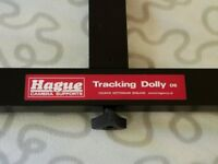 Hague D5 Tracking Dolly - Great Condition