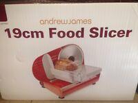 New 19cm food slicer