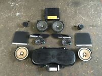 BMW E46 M3 Coupe Harman Kardon 12 speaker & amp sound system 330Ci 325Ci 318Ci