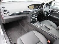 Mercedes-Benz C Class C220 CDI EXECUTIVE SE PREMIUM PLUS (silver) 2014-03-13