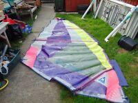 Wind Surfing Sails