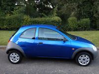 FORD KA 1.3 CHEAP TO TAX AND INSURE-CD/ELECTRIC WINDOWS/CENTRAL LOCKING -WE CAN DELIVER TO YOU