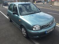 Nissan mica 2003 1.0 automatic long mot SPARES OR REPAIR