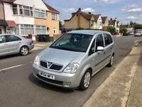 Bargain! 2004 Vauxhall Meriva 1.6, 5 Doors, Only 60K - £399