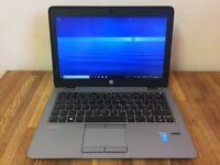 HP EliteBook 820 - i7 4600 4th Gen. 8GB Ram - 500GB, Windows 10 - Office, WebCam USB 3.0, Laptop PC