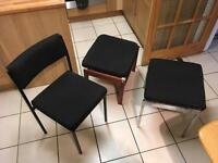 Chair and 2 stools up for grabs