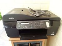 EPSON STYLUS OFFICE BX300F/TX300F SERIES PRINTER