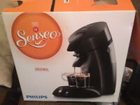 BNIB - SENSEO Coffee pod system (requires replacement reservoir)