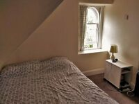 A lovely 2 double-bedroom flat (or just one of the bedrooms) - long term